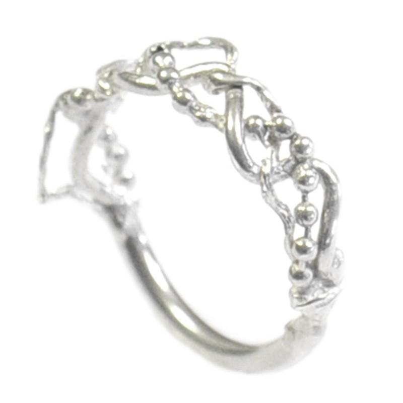Basic small aged bronze ajustable bracelet Basic