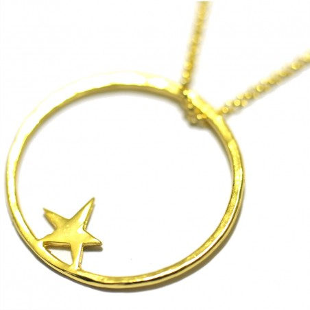 Nova star necklace. Sterling silver. M Nova 55,00 €