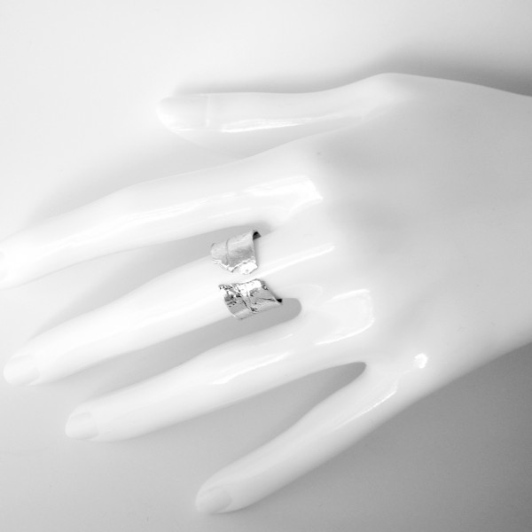Mellow Meadow Flower ajustable ring. Sterling silver. Mellow Meadow Flower 69,00€