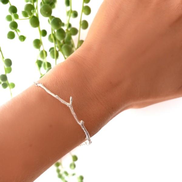 Branch sterling silver bracelet Eda 75,00€