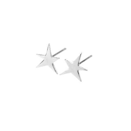 Kleine Sterling Silber Sternohrringe Sati 32,00€