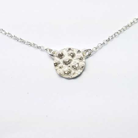 Small Litchi sterling silver necklace  Litchi 47,00€