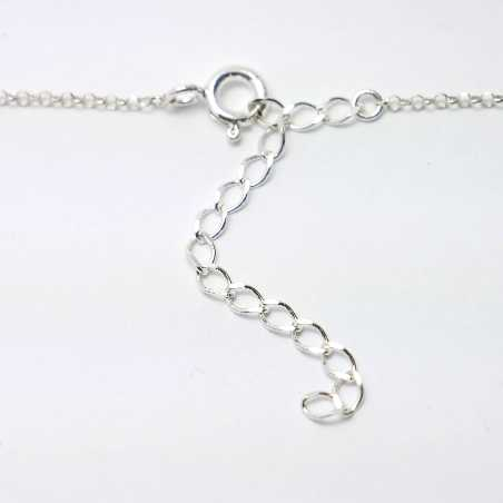 Small Litchi sterling silver adjustable necklace  Litchi 57,00€