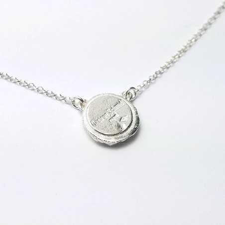 Kleiner Sterling Silber Kirschblumen Armband
