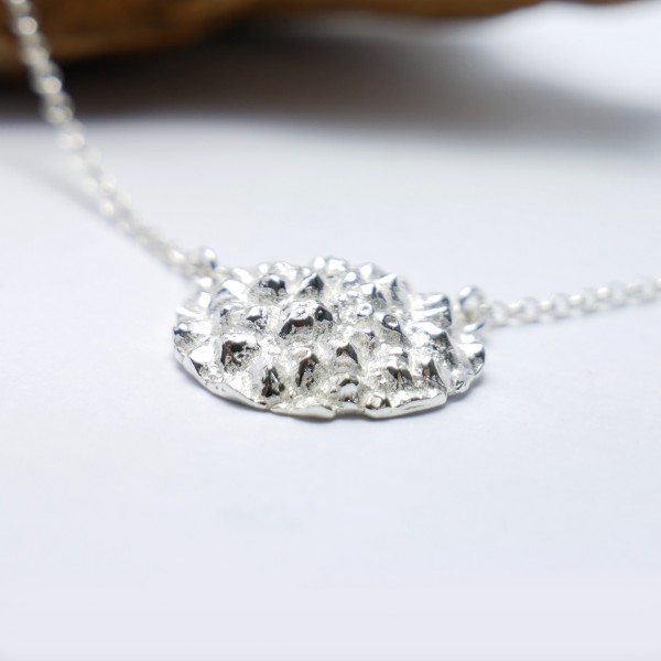 Nice Sterling silver Litchi necklace Litchi 67,00€