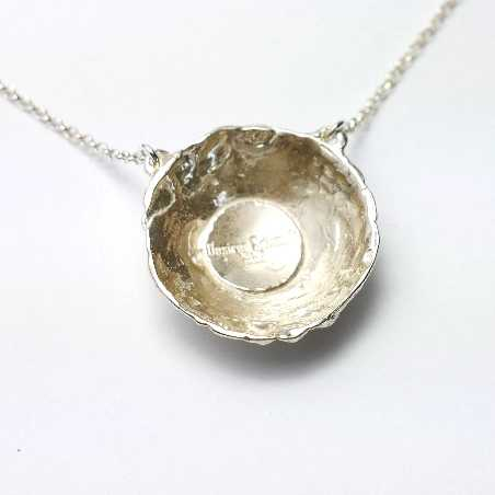 Beautiful Litchi sterling silver adjustable necklace Litchi 77,00€